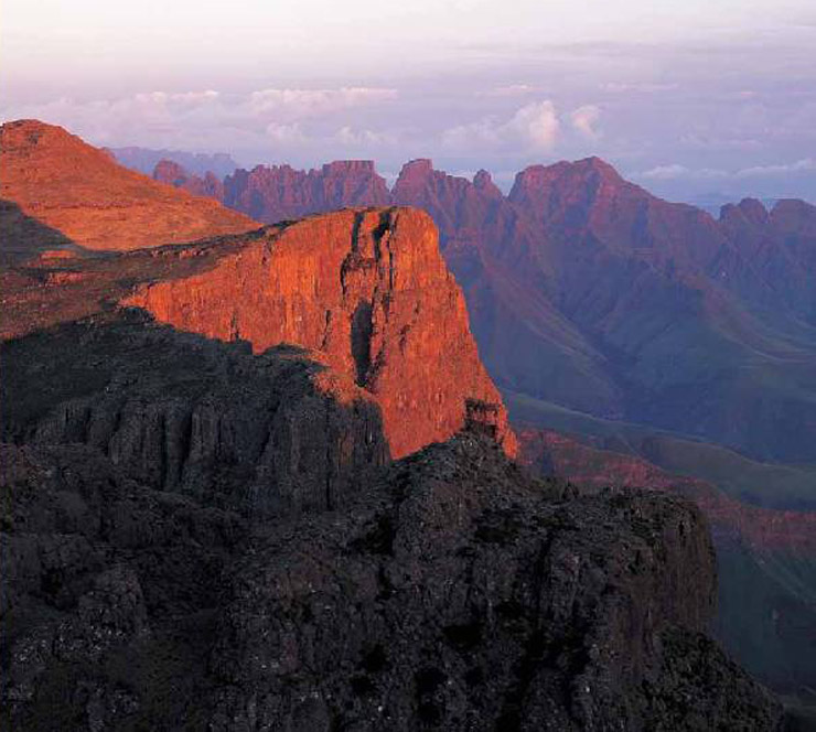 Drakensberg Ukhahlamba A Coffee Table Book Of The